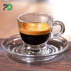 cốc thủy tinh Ocean caffe espresso-70ML